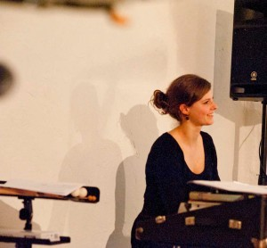 Lisa Sommerfeld am Rhodes